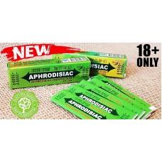 «Афродизиак» возбуждающая жвачка мятная (5 шт)