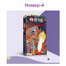 Презервативы шипованные-4 3 шт