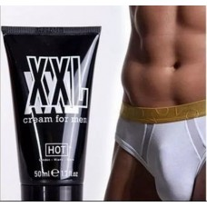 Крем XXL Hot cream for men для увеличения члена и усиления потенции 50 мл